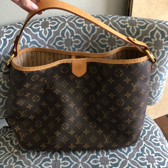 c7f6fe6740a Louis Vuitton Delightful PM - Monogram Canvas